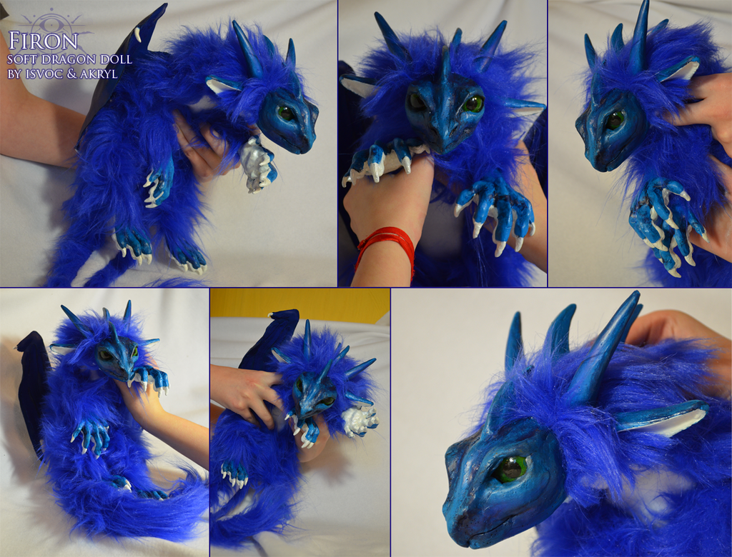 Firon Dragon Doll by Isvoc