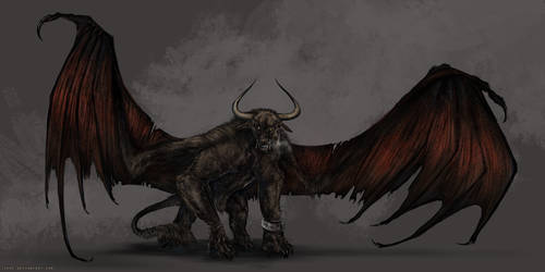 Taurus Demon