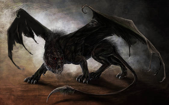 Savage Manticore