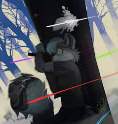 Tactical Disadvantage by Blackblader