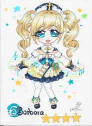 Chibi Barbara (Genshin Impact)