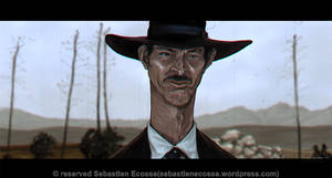 Colonel Mortimer Lee van Cleef by Sebastien-Ecosse