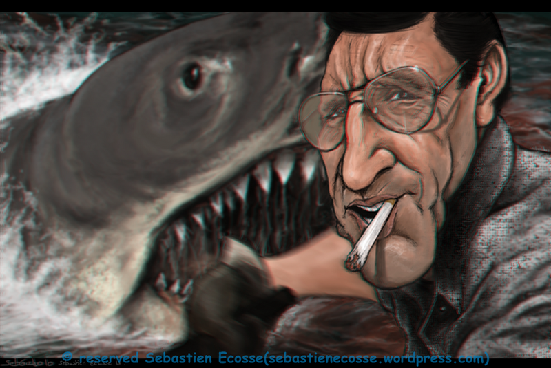 Jaws by Sebastien-Ecosse