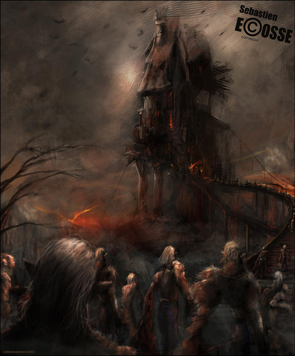 Return to Hell house by Sebastien-Ecosse