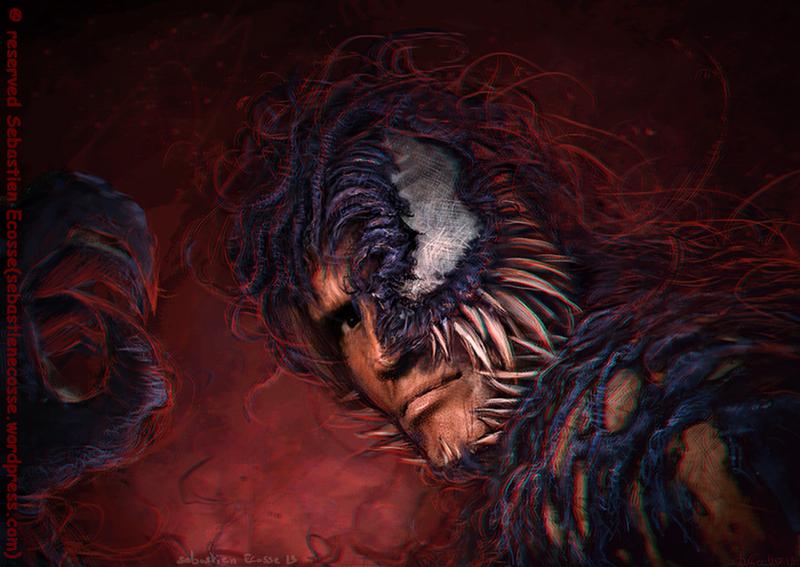 Venom Dolph Lundgren by Sebastien-Ecosse
