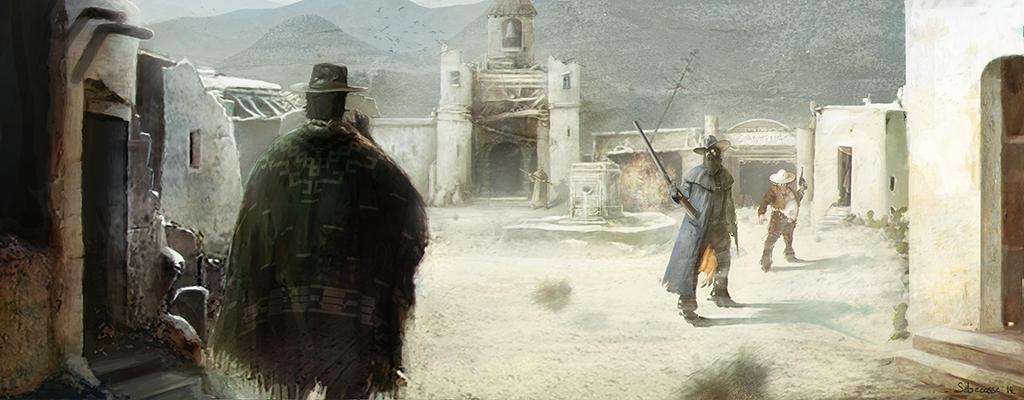 Savage Worlds Deadlands by Sebastien-Ecosse