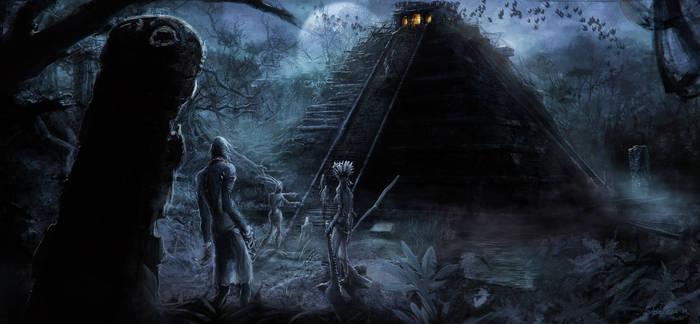 Savage Worlds Deadlands Pyramid