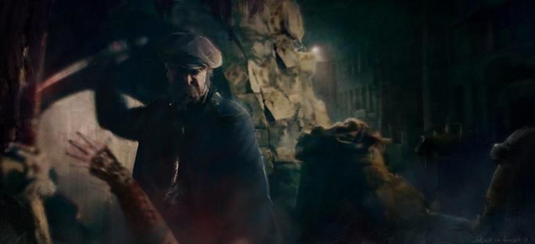 Ripper by Sebastien-Ecosse
