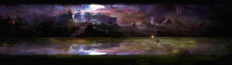 The night I chase the legendary golden medusas seb by Sebastien-Ecosse