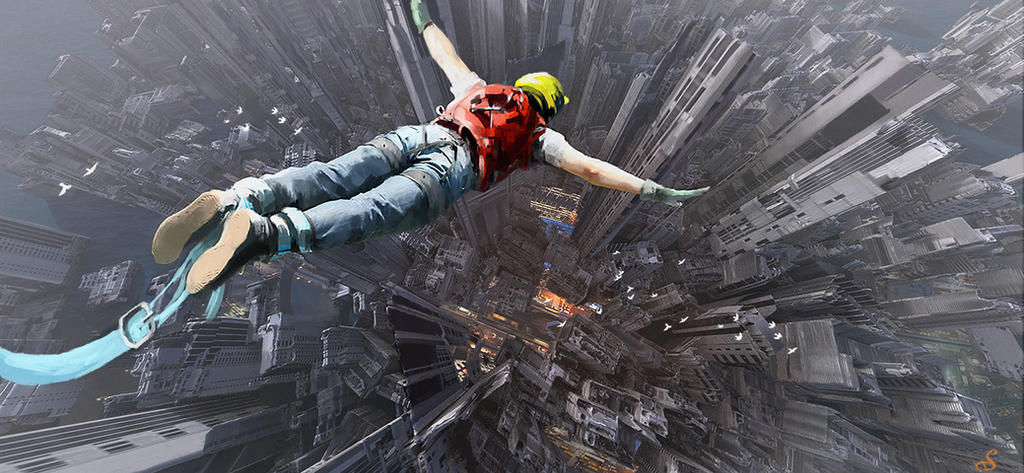 Jump by Sebastien-Ecosse