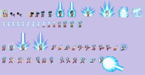Ultimate LSW - Mastered Ultra instinct Goku