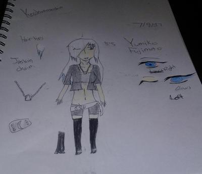 Yumiko Fujimoto| Shippuden Reference by gaarafanlovers