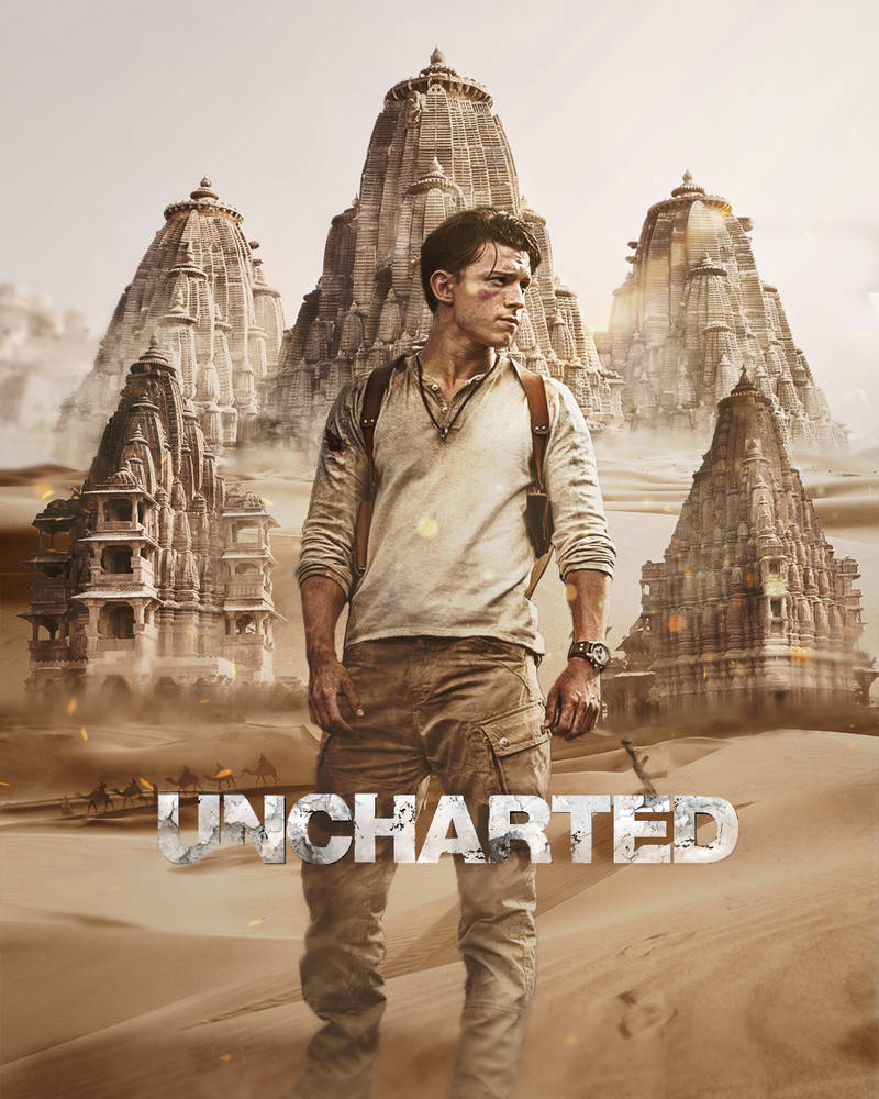 Uncharted Cover - (Fanmade)