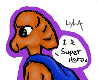 I R Super Hero by somechick73