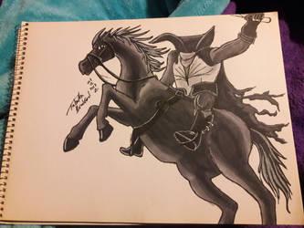 headless horseman by somechick73