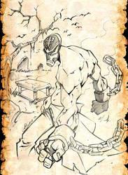Raptor by osnaya