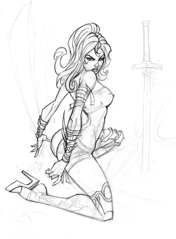 sketch20100123 by osnaya