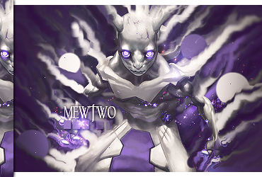 MewTwo by SoMini