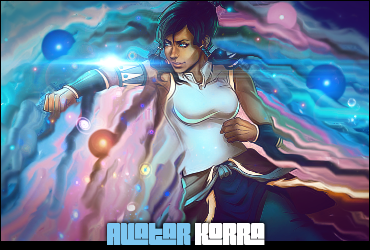 Avatar Korra by SoMini