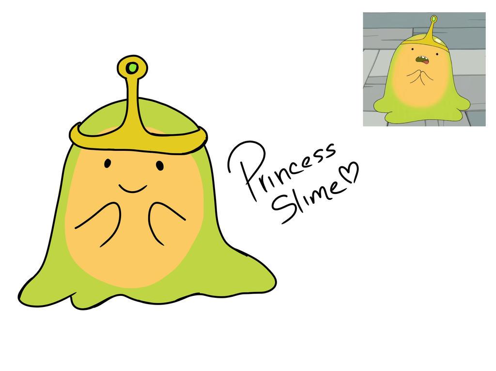 Galería de Aisha - Página 10 Princesa_slime_by_tlk323-da40ph6