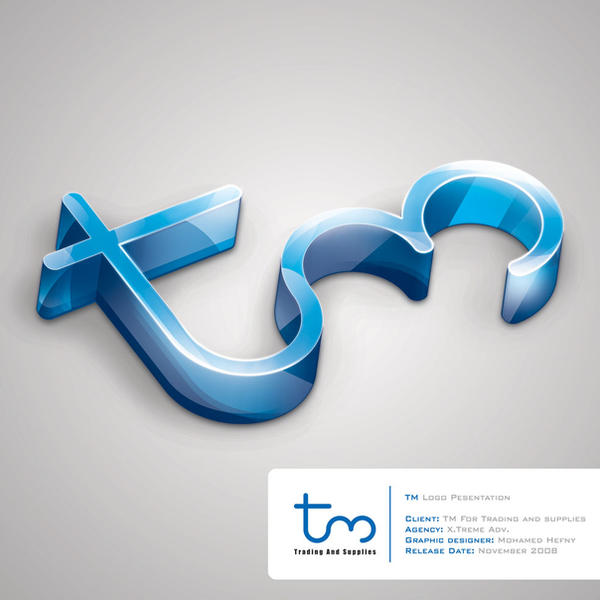 TM Logo by Mohager