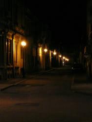 Braila by night by MAGDAMMUS