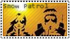 Snow Patrol stamp by N-B-R-artwork