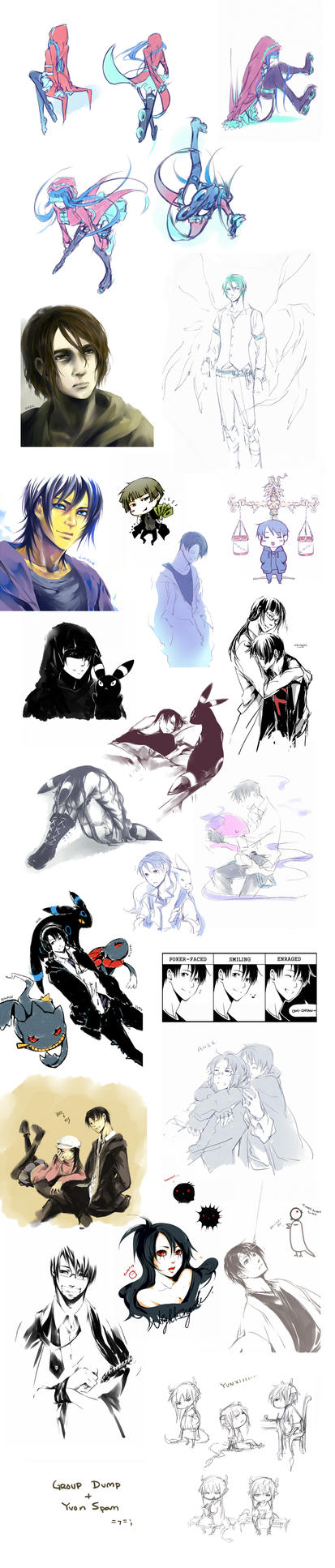 Da group fun by nux on deviantart Compilation c