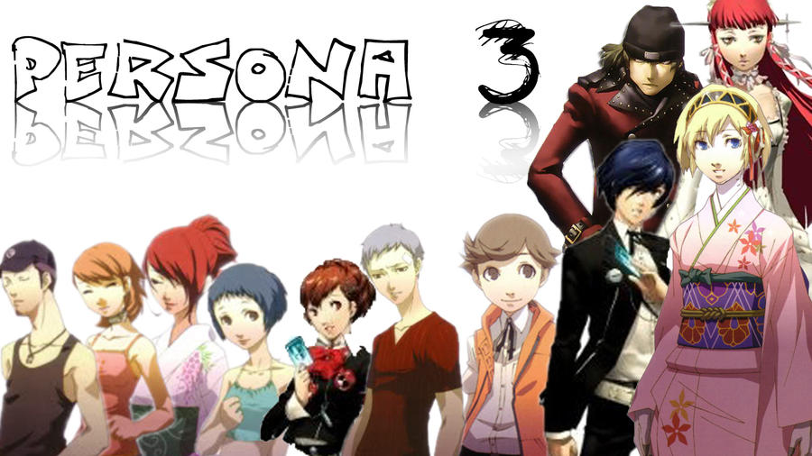 Persona 3 Portable Wallpaper By Angelchrisbaby