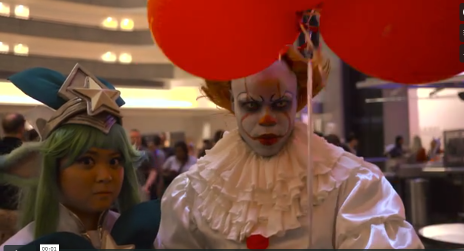 YOU ALL WILL FLOAT! Watch video interview by ConnectedTVshow