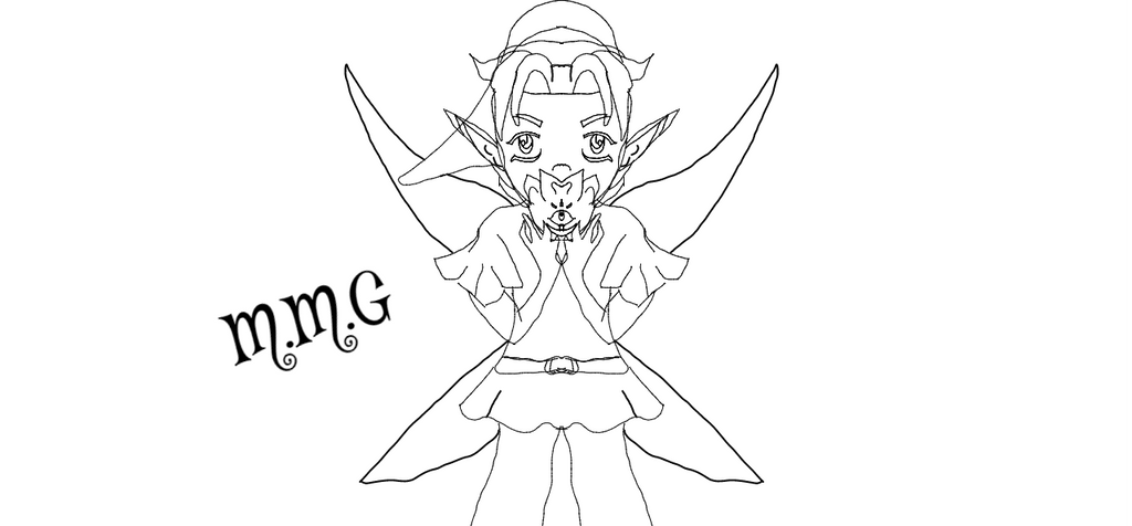 Fairy link by Maryduna