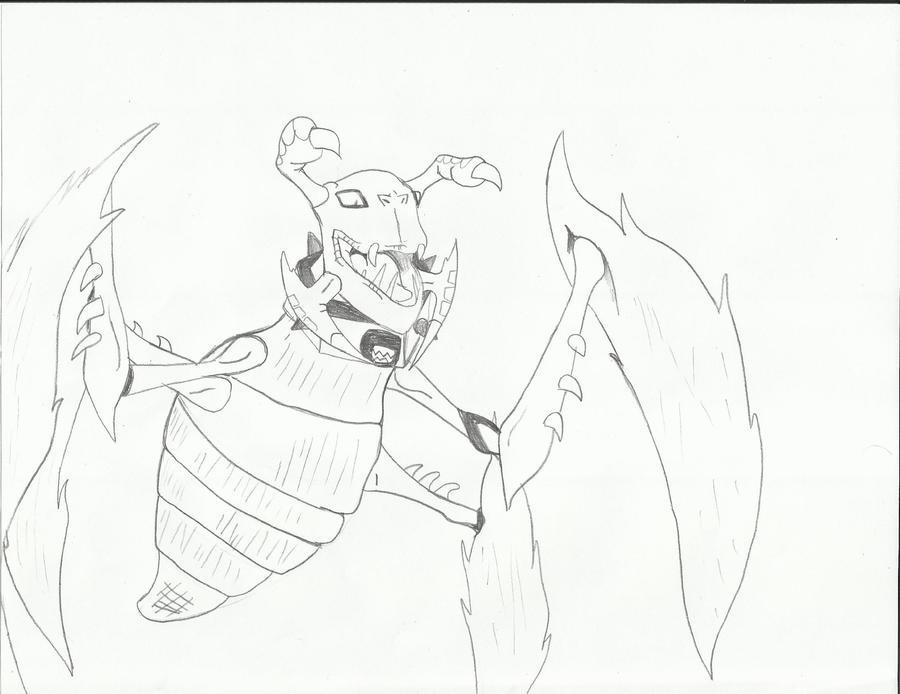 Terroranchula (Ben 10) by scruffy525