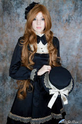 Victorian Maiden Classical Doll