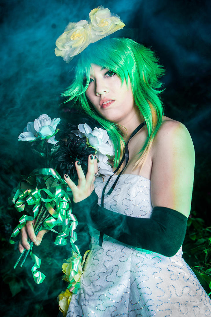 Gumi - Vocaloid 2 by FallingFeathers