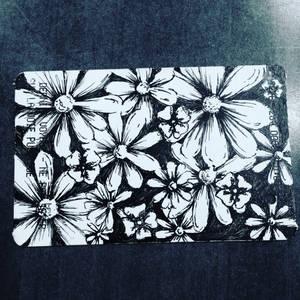 ink flower