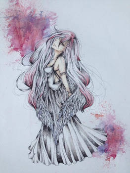 sensuality angel