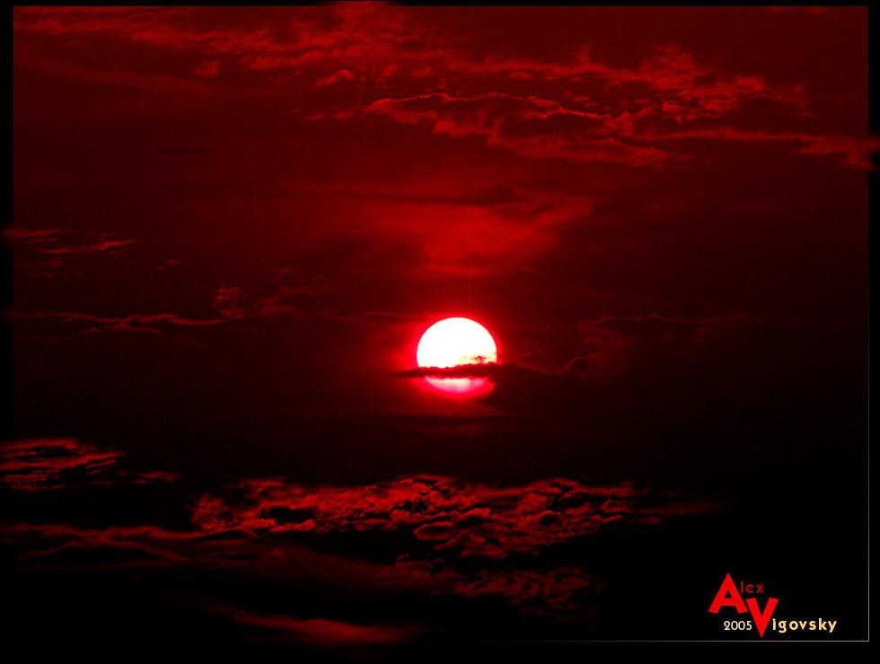 Bloody Sunset By Ukraine Photo On Deviantart
