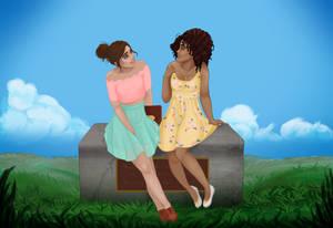 The Best of Friends by ThirteenBats