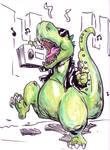 Do it Big like  a Dinosaur