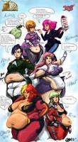 BBW Gundam Harem Kai by TheAmericanDream