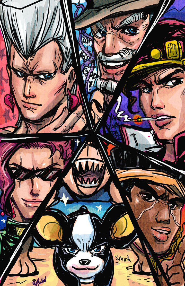 hexagon_mugs_stardustcrusaders_by_theamericandream-d31j92y