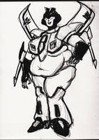 Slipstream Doodle by TheAmericanDream