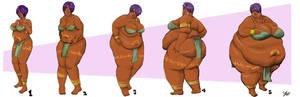 Yumira's Weight Gain Lotion