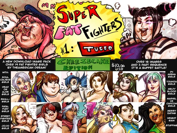 SUPER FAT FIGHTERS TUBBO I