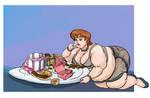 Nalla's Buffet Part 4