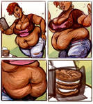 Oatmeal Creme Pie Belly Remake