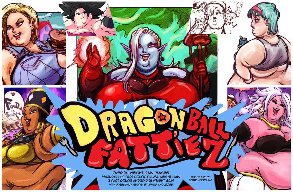 Dragonball FattieZ Image Pack Premiere by TheAmericanDream