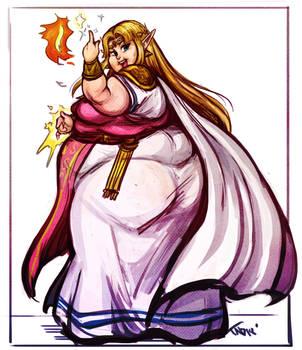 Princess Zelda by TheAmericanDream