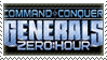 Command and Conquer Generals Zero Hour | Stamp by TheRealAussieKitten