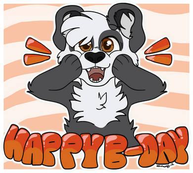 Happy Early Birthday Frendo! | Gift